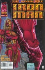 Iron Man #4 Volume 2 (1996 Series) Marvel Comics
